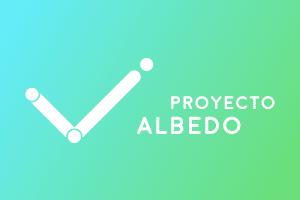 Logotipo de Proyecto Albedo